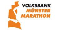 Das Logo des immer beliebter werdenden Münster-Marathons