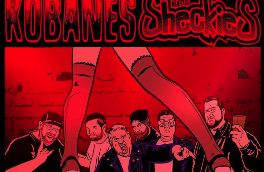 no!pop:short.reviews.für.die.ewigkeit: Hanger Time! Kobanes/The Sheckies Split 2019