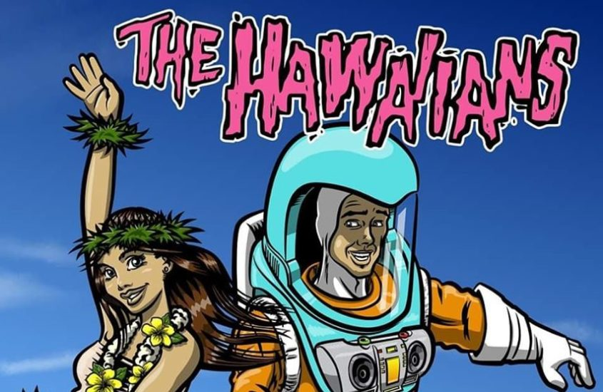 The Hawaiians – No Invaders From Outer Space But Invading the Summer