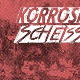 Korrosion/Scheisse – Split-LP